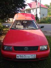 Volkswagen Caddy, Минивэн 2004